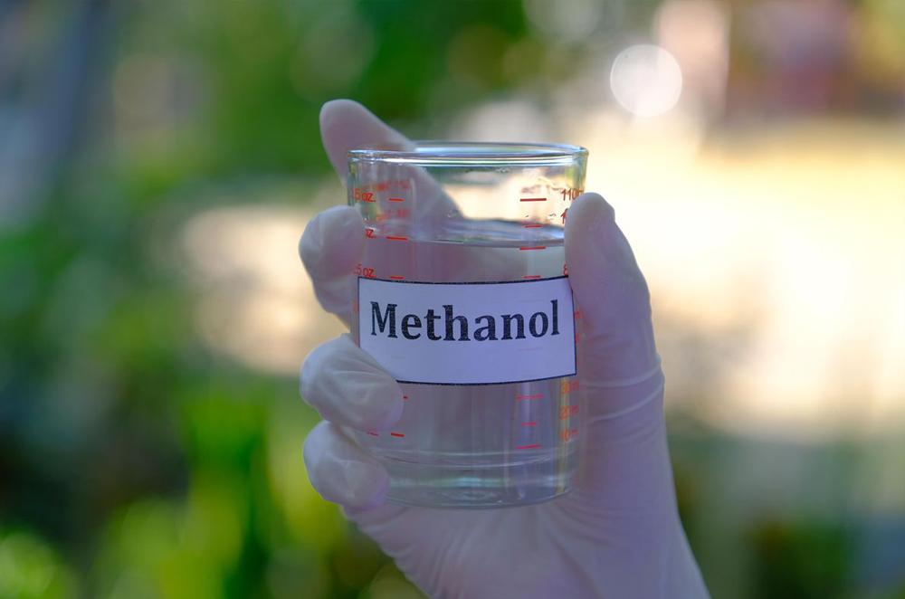 Methanol-cover