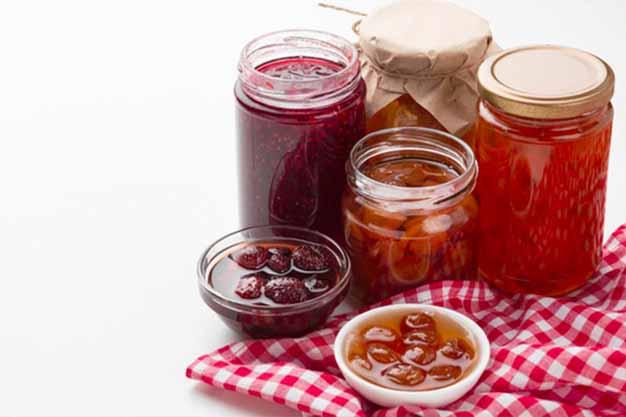 اسید سیتریک در نگهداری مواد غذایی