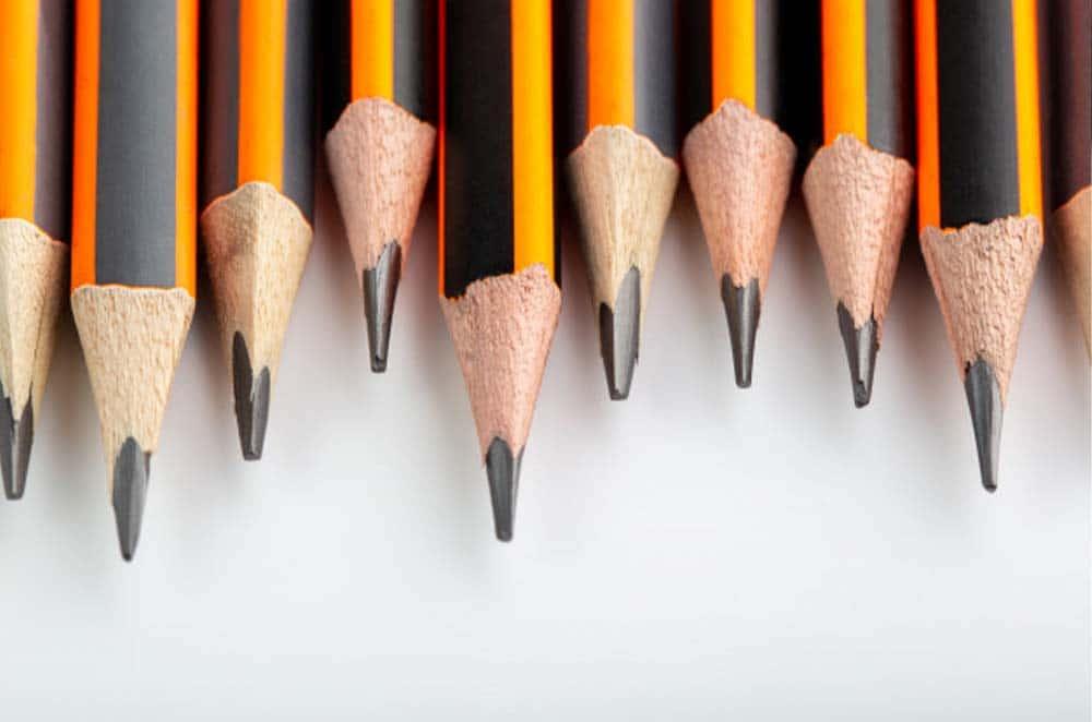 گرافیت در ساخت مداد