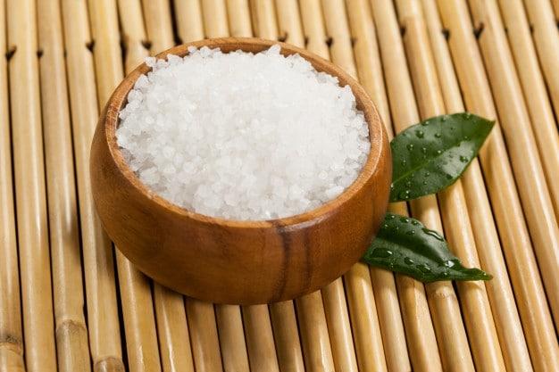 هیدروکسید پتاسیم در تهیه نمک