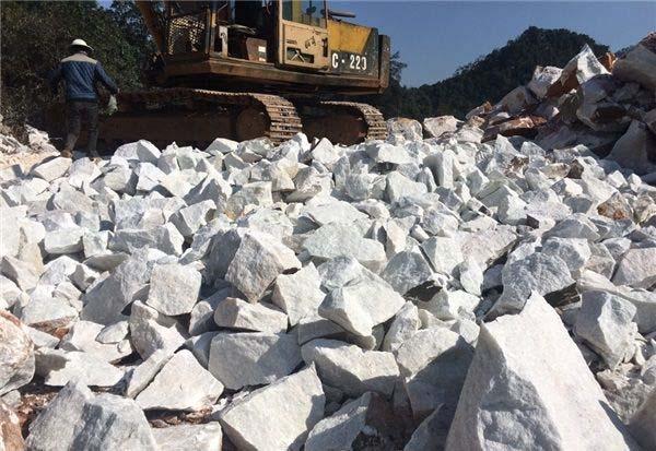 کلسیم کربنات ماده اصلی در ساخت و ساز