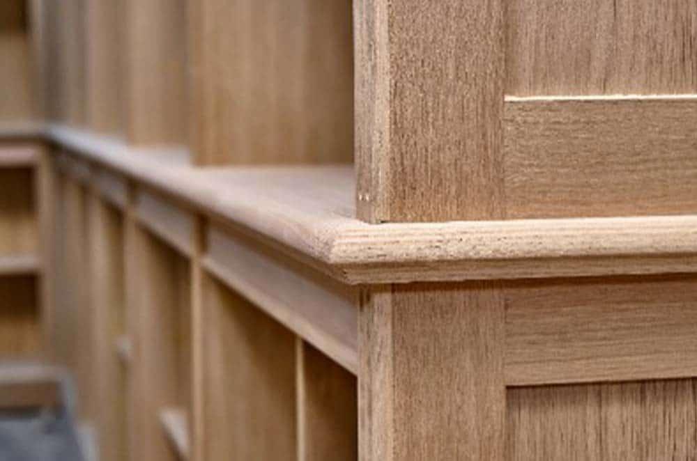 فرمالدهید در تولید تخته چوبی