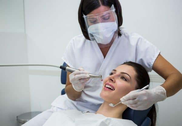نیترات نقره در ترمیم زخم دهان