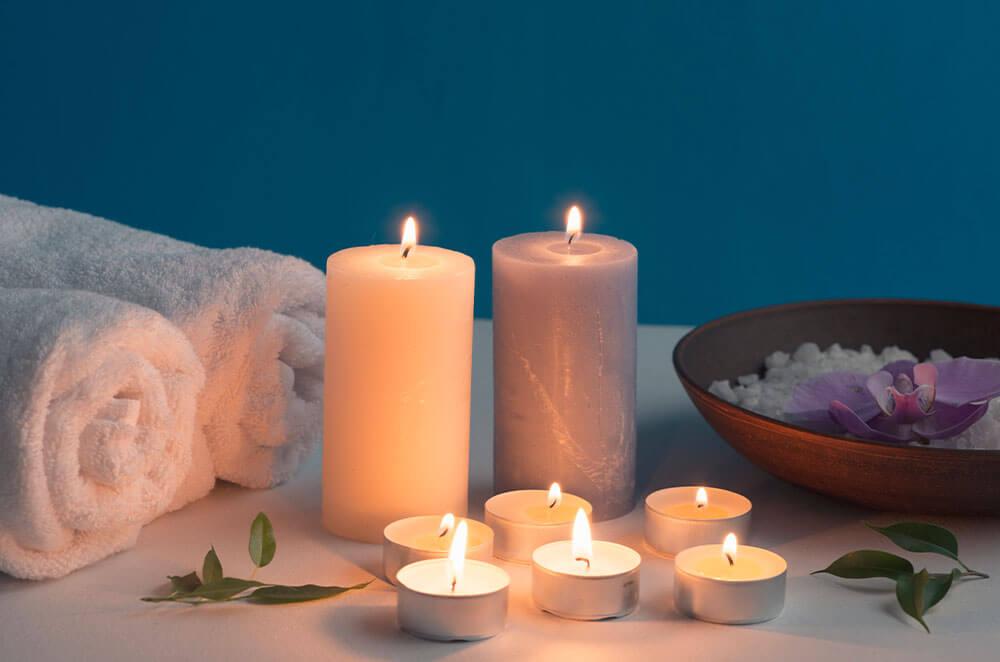 پارافین جامد در شمع سازی